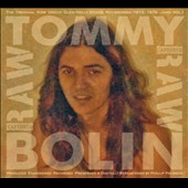 Tommy Bolin: Captured Raw: Jams, Vol. 1 [Digipak]