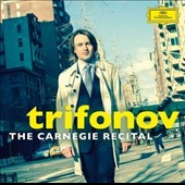 The Carnegie Recital - works by Scriabin, Liszt and Chopin / Daniil Trifonov, piano