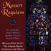 Mozart: Requiem / Hopkins, Walters, Howard, Shaw, et al