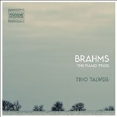 Brahms: The Piano Trios, Opp. 8, 87 & 101 / Trio Talweg