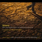 Motets: Music from Northern France - The Cambrai Manuscript A 410 / Graindelavoix