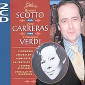 Renato Scotto and Jos&#233; Carreras Sing Verdi