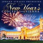 New Year's Concert from Vienna