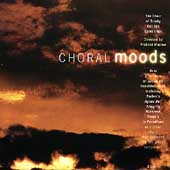 Choral Moods / Marlow, Choir of Trinity College Cambridge