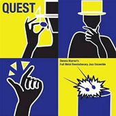 Dennis Warren's Full Metal Revolutionary Jazz Ensemble: Quest