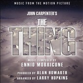 Larry Hopkins/Alan Howarth: The Thing [Original Motion Picture Soundtrack]