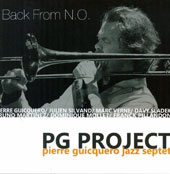 Pg Project Pierre Quicquero Ja: Back From N.O.