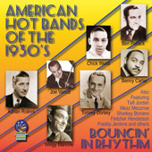 Various Artists: Bouncing: American Hot Bands of the 1930s