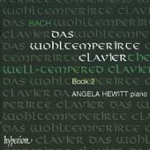 Bach: Well-Tempered Clavier Book 2 / Angela Hewitt