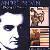 André Previn (Conductor/Piano): Camelot/Thinking of You