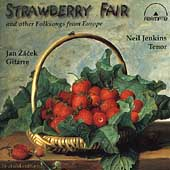 Strawberry Fair and Other Folk Songs from Europe