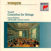 Vivaldi: Concertos for Strings / Bylsma, Lamon, Tafelmusik