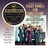 Various Artists: Tight Women & Loose Bands 1921-31