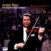 Souvenirs of Vienna / Andr&eacute; Rieu, Maastricht Salon Orchestra