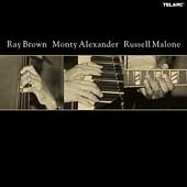 Ray Brown (Bass): Ray Brown, Monty Alexander & Russell Malone [Bonus Disc]