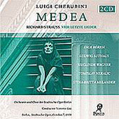 Cherubini: Medea;  Struass / Gui, Borkh, Streich, et al