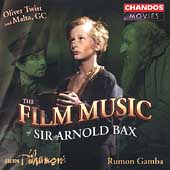 The Film Music of Sir Arnold Bax / Gamba, BBC PO
