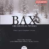 Classics - Bax: Orchestral Works / Fingerhut, Thomson, LPO
