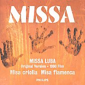 Missa - Misa Luba, Misa Criolla, etc / Carreras,et al