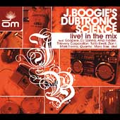 J Boogie (DJ/Producer): Live! in the Mix [Digipak]