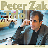 Peter Zak: With Paul Gill and al Foster