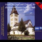 Music for Organ and Zink / Sherwin, Leighton