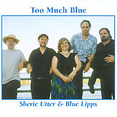 Sherie Utter: Too Much Blue