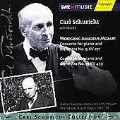 Carl Schuricht-Collection - Mozart: Piano Concertos / Haskil