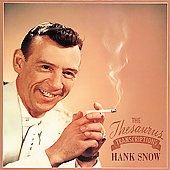 Hank Snow: The Thesaurus Transcriptions