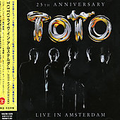 Toto: 25th Anniversary: Live In Amsterdam (+ Bonus CD)