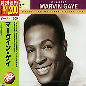 Marvin Gaye: Universal Masters Collection [Limited]