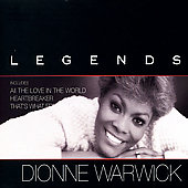 Dionne Warwick: Legends