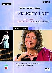 Various / Voices Of Our Time: Felicity Lott [DVD]