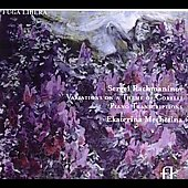 Rachmaninoff: Variations & Transcriptions / Mechetina