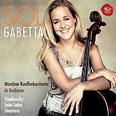 Tchaikovsky, Saint-Sa&#235;ns, Ginastera / Sol Gabetta, et al