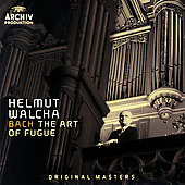 Bach: The Art of Fugue / Helmut Walcha
