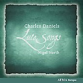 Daniels: Lute Songs / Charles Daniels, Nigel North