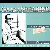 George Shearing: The Early Years