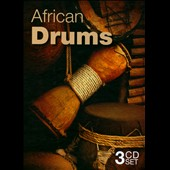 Various Artists: African Drums [Smithsonian/Folkways] [Box]