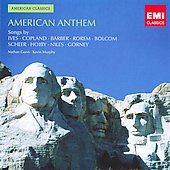 American Classics - American Anthem - Ives, Copland, Barber, Rorem, etc / Nathan Gunn, Kevin Murphy