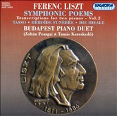 Liszt: Symphonic Poem Transcriptions
