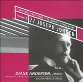 Joseph Jongen: The Complete Piano Works, Vol. 2