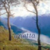 Arietta & Variations: Grieg, Gieseking, Kuhlau