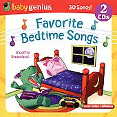 Various Artists: Baby Genius: Favorite Bedtime Songs