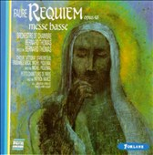 Faure: Requiem/Messe Basse