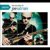Joe Satriani: Playlist: The Very Best of Joe Satriani [Digipak]