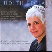 Works for Bassoon / Judith Leclair
