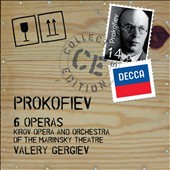 Prokofiev: The Complete Operas / Kirov Opera