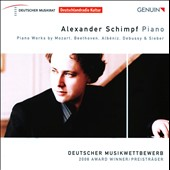 Piano Works: Mozart, Beethoven, Albeniz