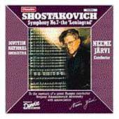 Shostakovich: Symphony no 7 / Järvi, Scottish National Orch